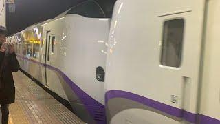 キハ261系1000番台 甲種輸送 札幌駅到着・発車
