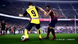 Fifa 14 Trailer español Gamescom Xbox 360