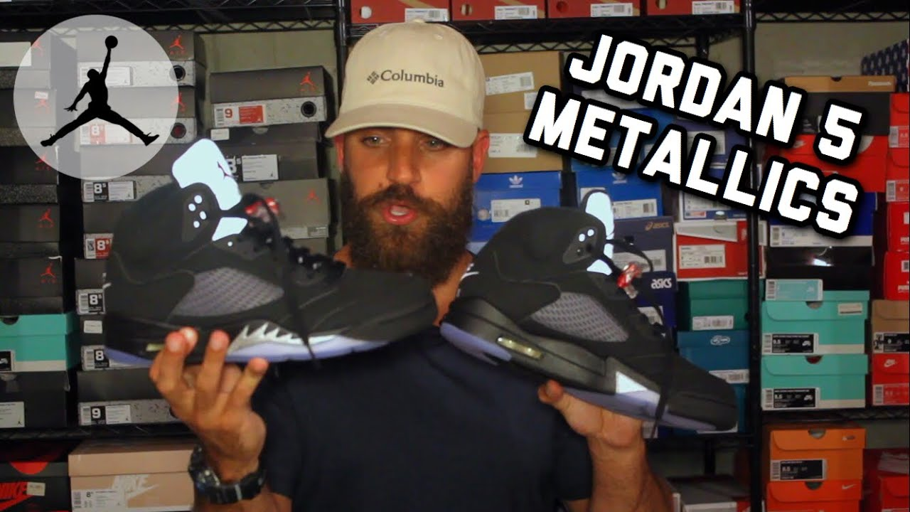 def87b10540683 Air Jordan Retro 5