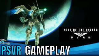 Zone of the Enders The 2nd Runner Mars first impressions