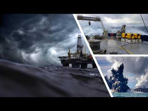 Challenges Faced in Offshore Geotechnical Engineering of Drill not corrupted recorded