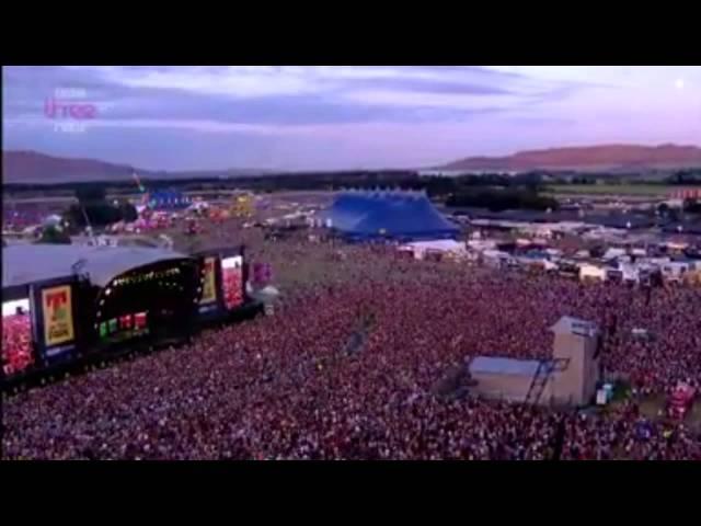 Ed Sheeran- 7/11/14 Festival Part 2/2 [Sing]