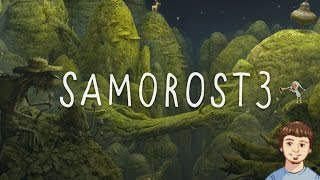 Samorost 3 Gameplay Walkthrough - PART 1 - The Golden Antelope!