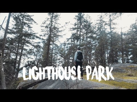 Pomeriggi Canadesi [Lighthouse Park]