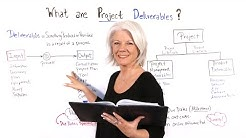 What are Project Deliverables - Project Management