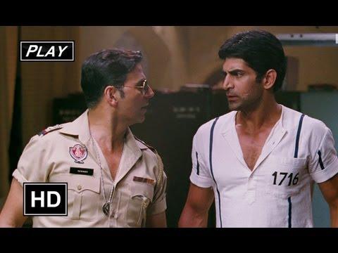 Akshay Kumar becomes a corrupt cop