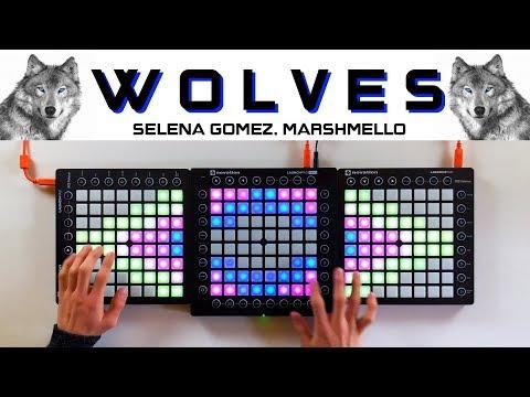 Selena Gomez, Marshmello - Wolves // Triple Launchpad Remix