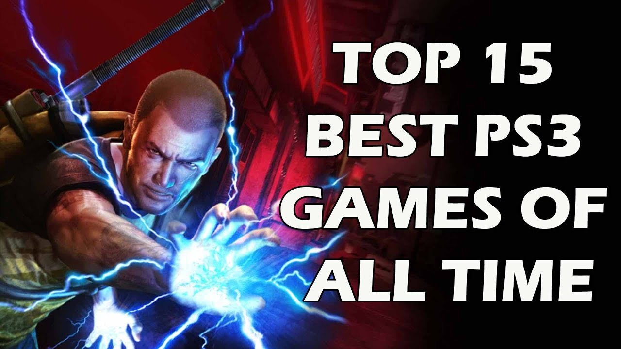 Best Playstation 3 Games : Top best ps games of all time celebrating years