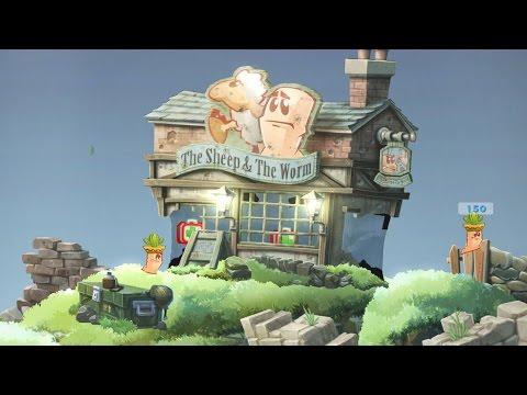 скачать игру Worms Wmd - фото 8