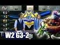 Nova eSports vs Dream Team | Game 2 S6 NACS Summer 2016 Week 2 | NVA vs DT G2 1080p