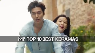 My Top 12 Best KDramas (2011-2016)