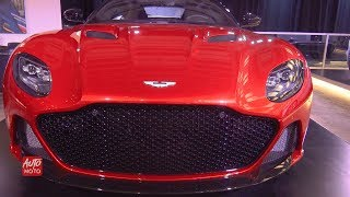 2019 Aston Martin DBS Superleggera - Exterior Walkaround - 2019 Toronto Auto Show