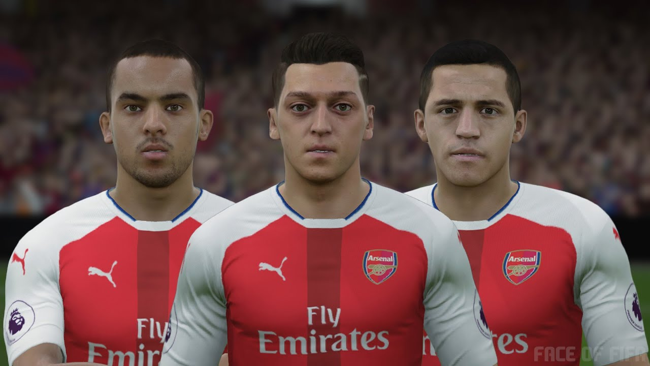 Patch fifa arsenal ver 4