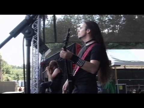 Agathodaimon - Banner Of Blasphemy (live Brutal Assault 2009)
