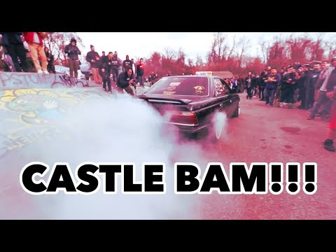 CASTLE BAM EXTRAVAGANZA!!!! BAM MARGERA OPEN HOUSE PARTY 12/13/18