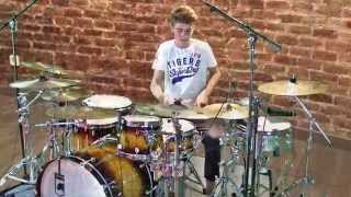 Drum Cover Dave Weckl Big B little b Luca Gehring