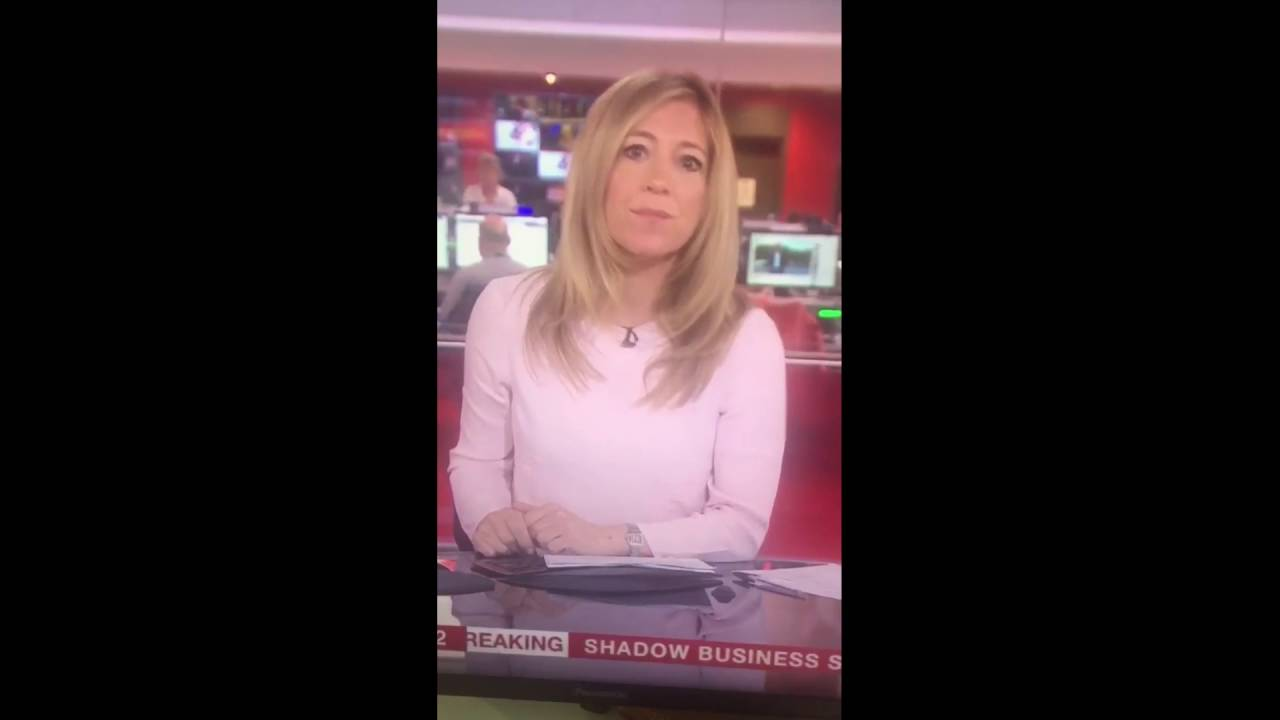 29acdea83 Joanna Gosling BBC News Reporter Presenter Caught Texting Playing With Her  Mobile Phone Live On Air - YouTube