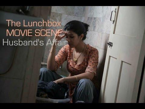 The Lunchbox I Husband's Affair I Movie Scene I