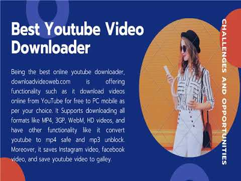 Are you looking for the best online youtube downloader?