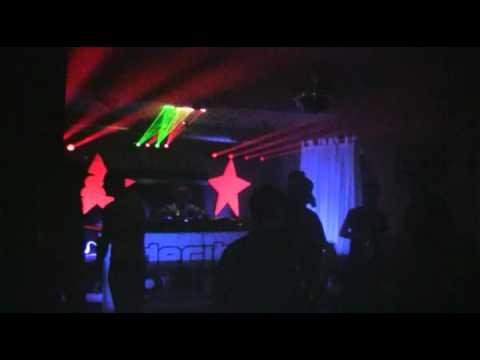 Alex Nolte am Electronic Stars Festival 2010