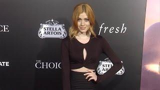 "Katherine Mcnamara ""the Choice"" Los Angeles Premiere Red Carpet"