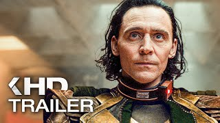 LOKI Trailer German Deutsch (2021)