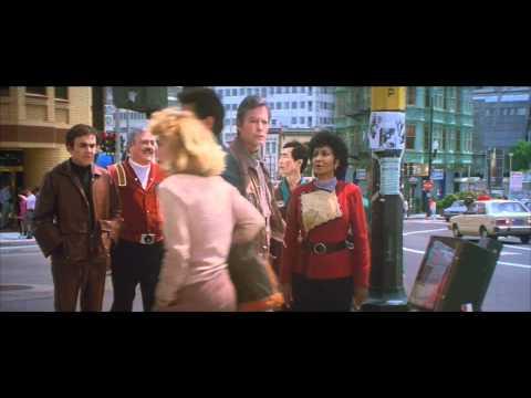 Star Trek IV: The Voyage Home trailers
