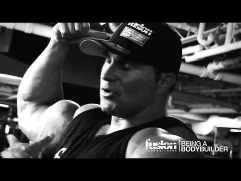Being A Bodybuilder 25_ Mark Richman  Training Arms