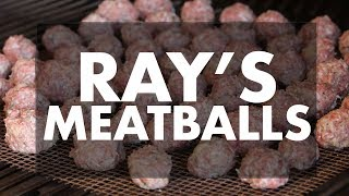 Delicious Meatballs For Sandwiches Or Pasta!