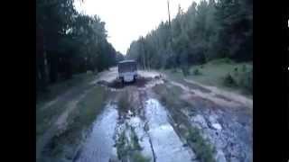 Вездеход ЯМАЛ Т6 и Т6L - путешествие через Урал(ВЕЗДЕХОДЫ ЯМАЛ www.ямал.net., 2011-08-24T09:08:14.000Z)