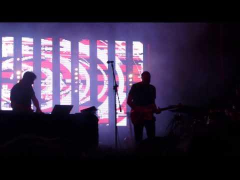 Bonobo LIVE - Kong & Ketto @ Palladium Warsaw 2013-06-14 FullHD 2/6