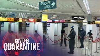 300,000 OFWs to return to Philippines due to coronavirus pandemic: DILG chief   Teleradyo