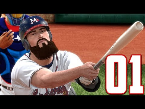 BRAND NEW SERIES! MLB The Show 17 | Road To The Show #1