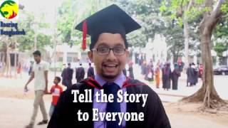 Make your own story- Sakib Bin Rashid || 50th Convocation || University of Dhaka ||