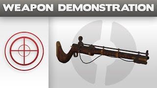 Weapon Demonstration: Bazaar Bargain