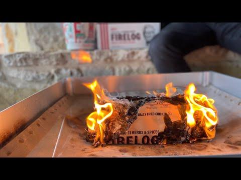 KFC Fire Log Review