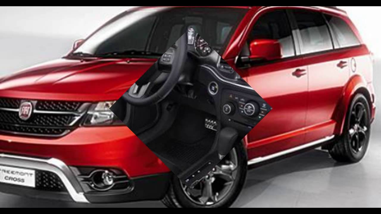 2018 Dodge Journey Review Rendered Price Specs Release Date - YouTube