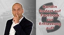 Lidl-Kunde fordert auf Facebook die Entlassung einer Mitarbeiterin | Fachanwalt Alexander Bredereck