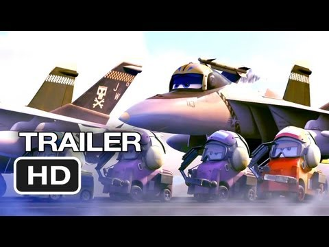 Planes Official Trailer #1 (2013) - Dane Cook Disney Animate