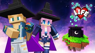 Lizzie Joins The Coven! | Minecraft X Life #36