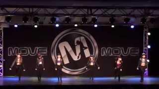 Spice Kids - Wanna Be/Bang Bang Mix - Hip Hop Dance