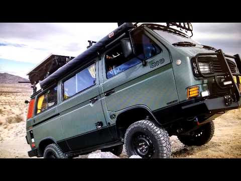 Vanagon SVX  2WD To 4WD Syncro Conversion (Info Shared)!!!