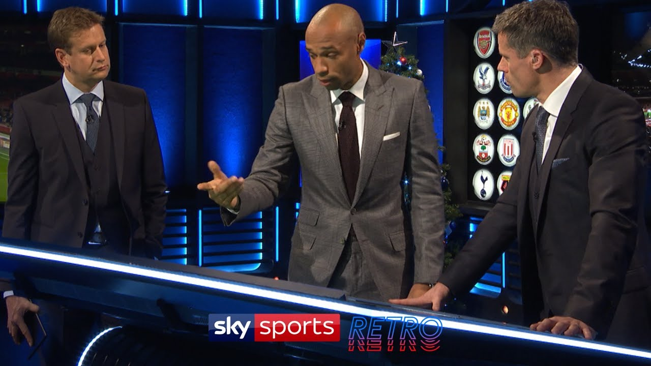 Play, Possession, Position - Pep Guardiola's tactics explained by Thierry Henry