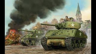 Steel Division: Normandy 44 - Сражения в Нормандии / Союзники vs Германия / часть 29.