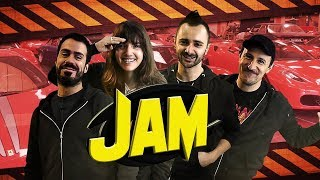JAM #2 avec Simon Astier, Eleonore Costes & Adrien Ménielle