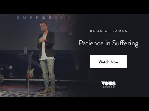 Rich Wilkerson, Jr. — The Book Of James: Patience In Suffering