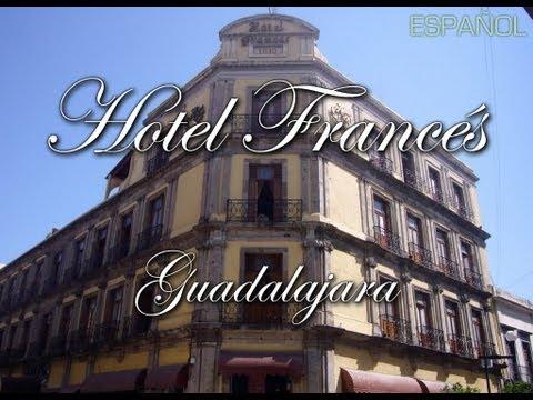 Hotel Frances El Hotel Mas Antiguo De México, Inmejorable Por Su Calidad Y Precio. VIDEOminuto