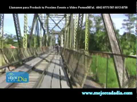 Frontera Panama-Costa Rica, el puente de la muerte