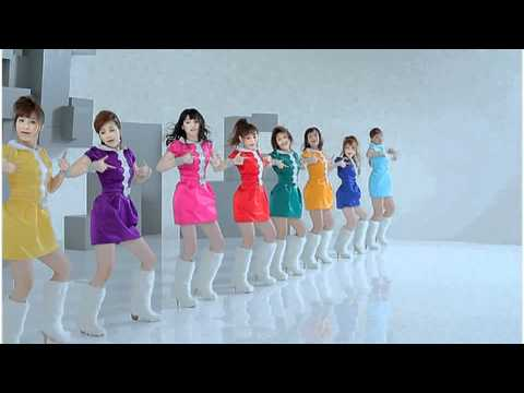 【HD】 Morning Musume - Onna to Otoko no Lullaby Game (Another Dance Shot Ver.)