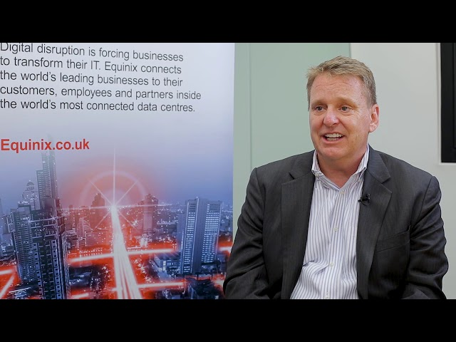 Finextra interviews Equinix: Trust, Identity and Security around Open Banking